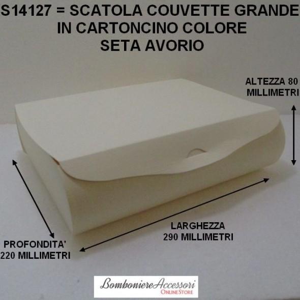SCATOLA GIGANTE PER ARTICOLI DA REGALO - 1 PEZZO