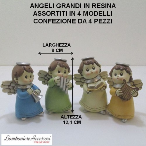 ANGELI GRANDI ASSORTITI