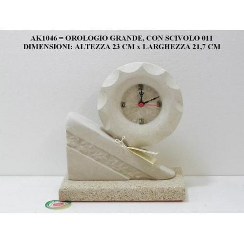 OROLOGIO GRANDE CON SCIVOLO 011