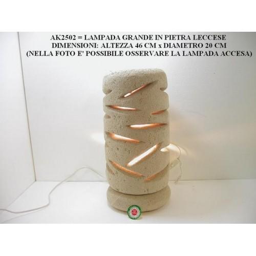 LAMPADA CILINDRO GRANDE