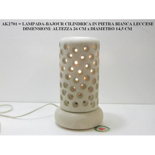 LAMPADA-BAJOUR CILINDRICA
