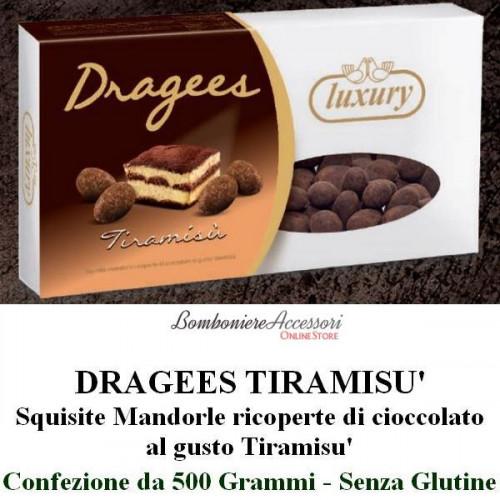 BURATTI DRAGEES TIRAMISU