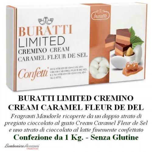 CREMINO LIMITED BURATTI CREAM CARAMEL FLEUR DE SEL